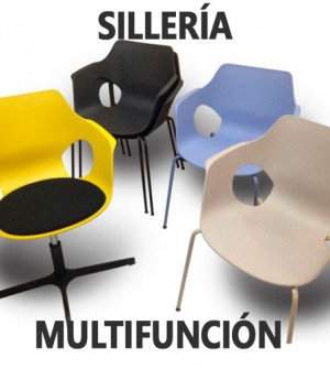 Silla multifuncional-BUTTON